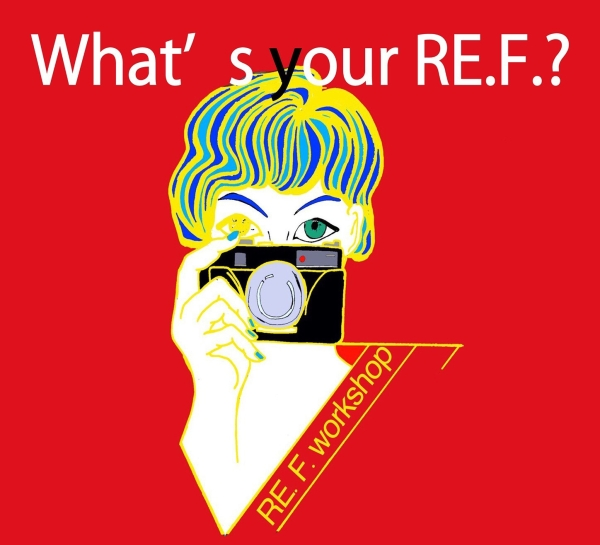 Ref workshopポスター